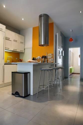 Maison Cours Julien : Apartment near Marseille
