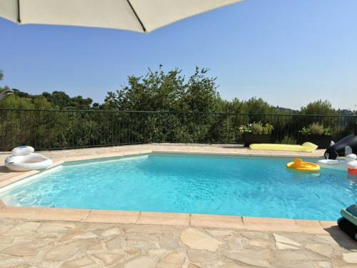 L'AROMARINE : Bed and Breakfast near Falicon