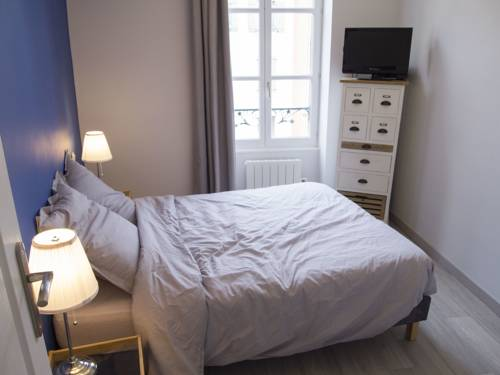 Appartement Saint-Nizier : Apartment near Saint-Laurent-sur-Saône
