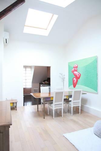 Spacious Haussmann flat : Apartment near Paris 8e Arrondissement