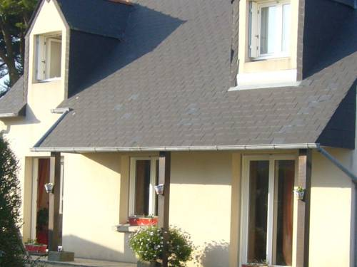 Holiday home Terre : Guest accommodation near Brignogan-Plage