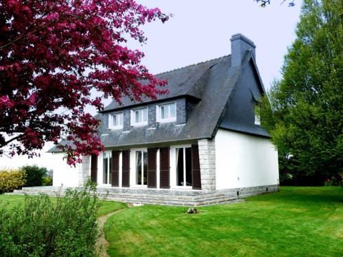 Chez Bernadette : Guest accommodation near Botsorhel