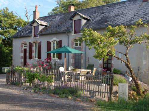 Fermette Maux : Guest accommodation near Alluy