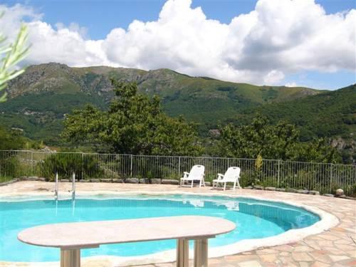 Vue Panoramique 2 : Guest accommodation near Labastide-sur-Bésorgues