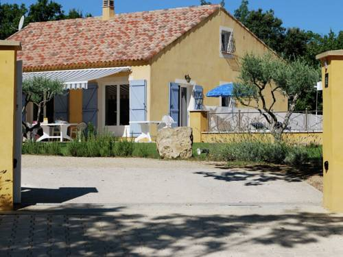La Cheneraie : Guest accommodation near Quinson