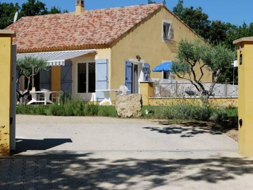 La Cheneraie : Guest accommodation near Quinson