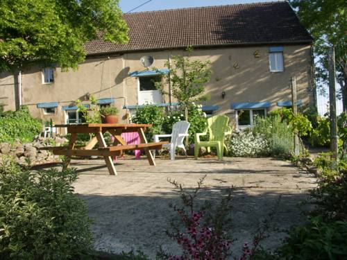 Bouron : Guest accommodation near Ars-les-Favets