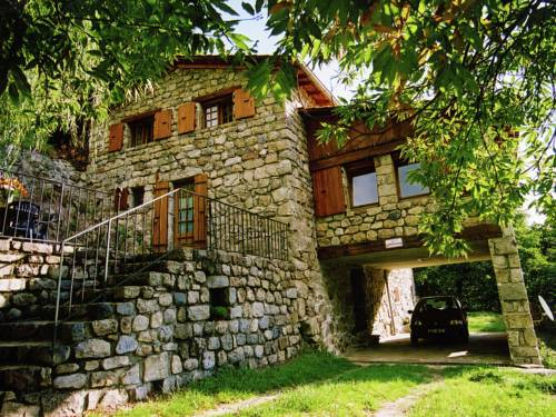 Maison De Vacances - Burzet 1 : Guest accommodation near Usclades-et-Rieutord