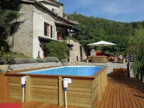 Duniere-Sur-Eyrieux : Guest accommodation near Saint-Vincent-de-Durfort
