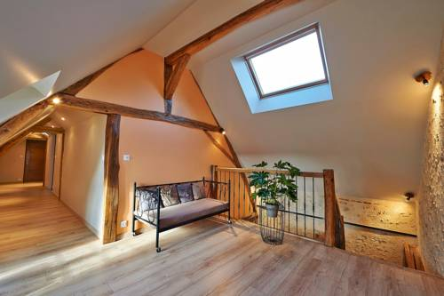 Chambres d'hôtes La Meuvoise : Bed and Breakfast near Monteaux