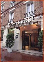 Abc Champerret : Hotel near Asnières-sur-Seine