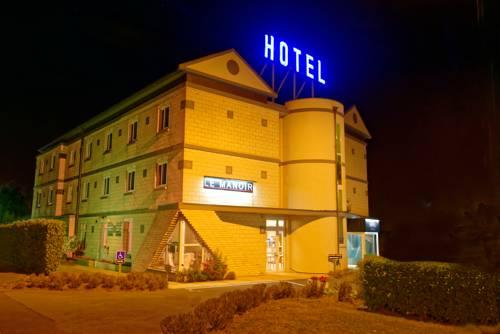 Le Manoir : Hotel near Saméon