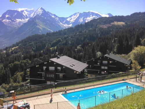 Hotel les contamines montjoie hotels near les contamines for Appart hotel paris avec piscine