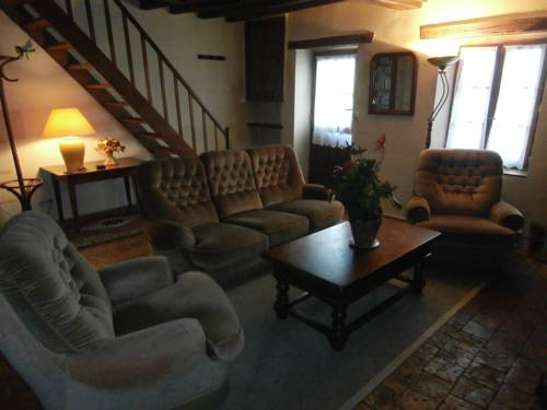 La Gentilliere : Guest accommodation near Condeau