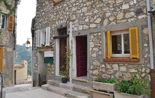 Two-Bedroom Holiday Home in La Roquette sur Var : Guest accommodation near Tourette-du-Château