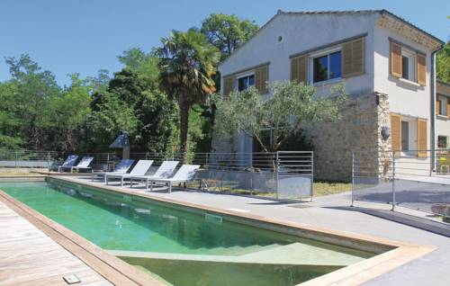 Four-Bedroom Holiday Home in Malataverne : Guest accommodation near Viviers