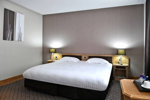 Le Grand Hotel : Hotel near Mesnil-Saint-Laurent
