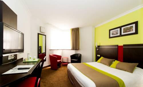 Campanile Reims Centre - Cathedrale : Hotel near Reims