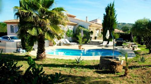 Holiday home Chemin du Cres : Guest accommodation near Abeilhan
