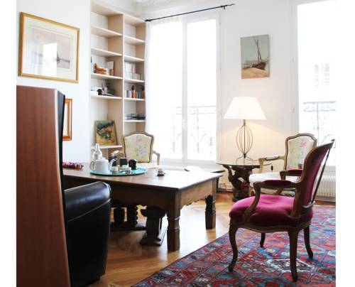 Art & luxury stay at le Louvre : Apartment near Paris