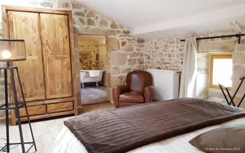 Le Mas de Combeau : Bed and Breakfast near Largentière