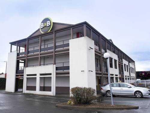 B&B Hôtel ORLEANS : Hotel near Saint-Hilaire-Saint-Mesmin