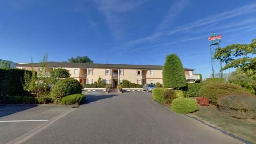 Fasthotel Toulouse Est Balma : Hotel near Montrabé