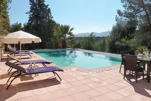 Villa Lanza : Guest accommodation near Pégomas