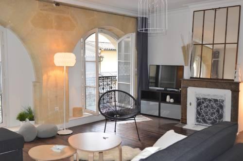 Triangle d'or Appartement : Apartment near Bordeaux