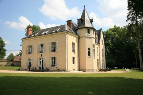 Château Le Briou D'Autry : Guest accommodation near Saint-Georges-sur-la-Prée