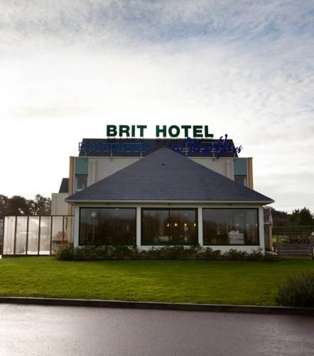 Brit Hotel De La Côte Des Havres : Hotel near Angoville-sur-Ay