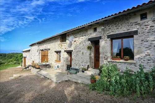 Le Puy Gites & Bed and Breakfast : Bed and Breakfast near Augignac