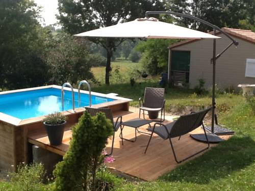 Bourguette : Guest accommodation near Allemans