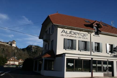 Auberge du château de Joux : Hotel near Montperreux