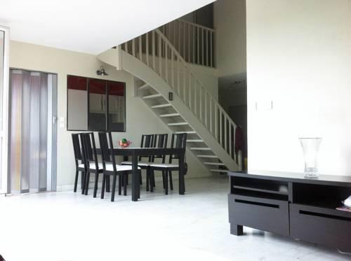 Duplex Les Berges de Marne : Apartment near Noisy-le-Grand