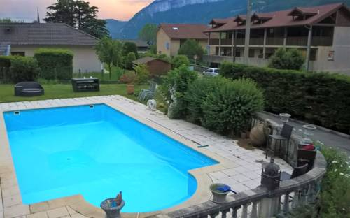 Holiday home Rue des Bannettes : Guest accommodation near Voreppe