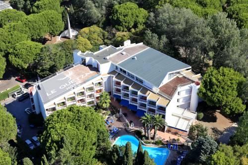 Hotel Le Quetzal : Hotel near La Grande-Motte