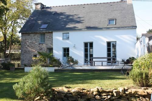 Rhuys - Ferienhaus auf einer Halbinsel : Guest accommodation near Sarzeau