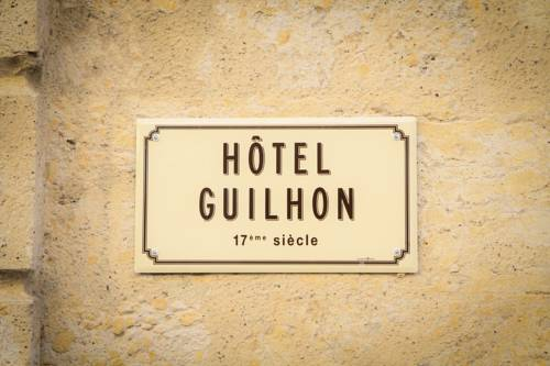 L'Hôtel Particulier Guilhon : Bed and Breakfast near Lectoure