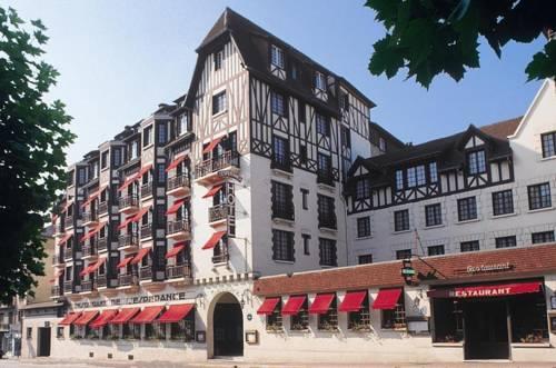 L'Hotel De L'Esperance : Hotel near Calvados
