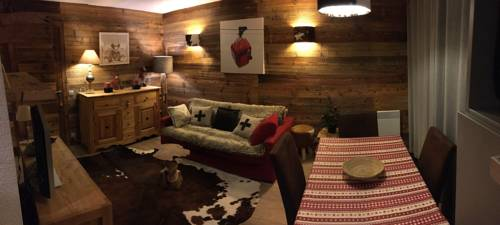 Appartement Les Andes : Apartment near Val-d'Isère