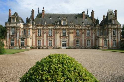 Château de Miromesnil : Bed and Breakfast near Gonneville-sur-Scie