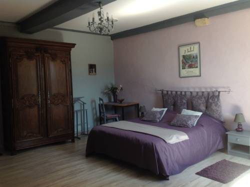 Au jardin d'Etaville : Guest accommodation near Bricquebec