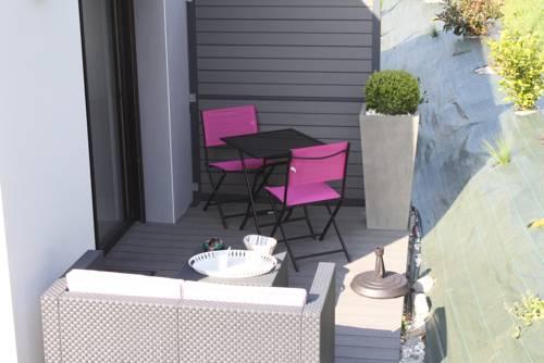 Mor ha marc'h Studio : Apartment near Sarzeau