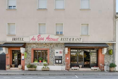 Au Bon Accueil : Hotel near Pousthomy