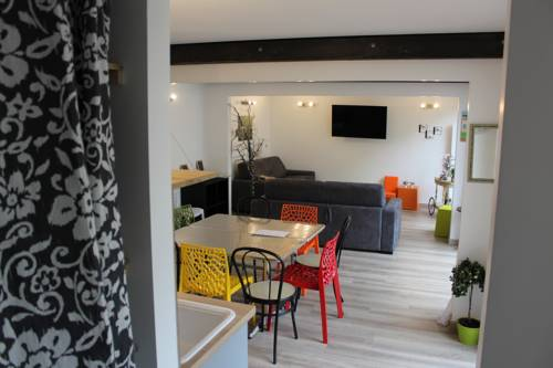 My Nest Inn Reims Cathédrale X : Guest accommodation near Reims