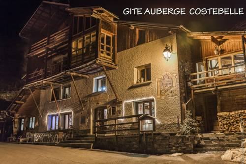 Gite Auberge Costebelle : Guest accommodation near Saint-Véran