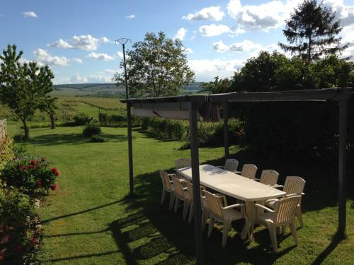 Gite la Delouviere : Guest accommodation near Vézilly