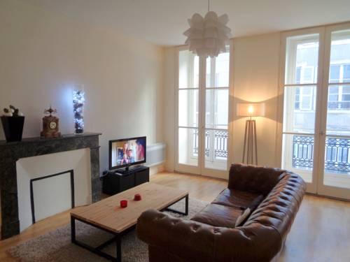 L'appartement du centre : Hotel near Pyrénées-Atlantiques