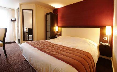 Kyriad Le Havre Montivilliers : Hotel near Saint-Martin-du-Manoir